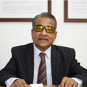 Dr. B. J. Prashantham